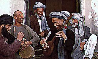 тюркская музыка