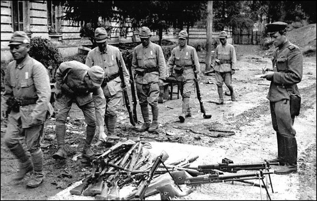 японская армия вторая мировая война история отвратительные мужики disgusting men